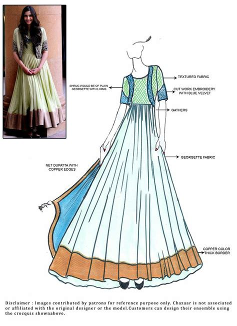 design dress cutting 91 best indian wear sketches images on pinterest