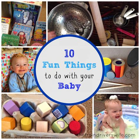 craft things to do with 10 things to do with your 8 10 month baby the