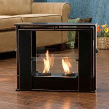 portable fireplace fireplaces and patio on
