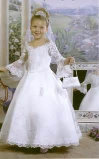 wedding dresses for little girls