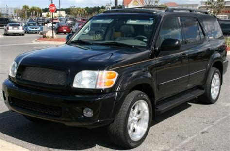 Toyota Sequoia For Sale By Owner Toyota Sequoia Suv By Owner In Fl 13000 Autopten