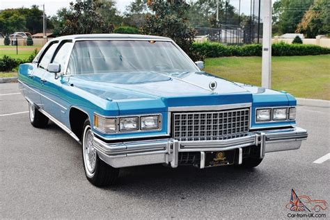 1976 Cadillac Fleetwood Talisman For Sale by 1976 Fleetwood Talisman For Sale Autos Post