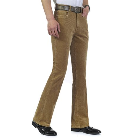 mens boot cut corduroy pi