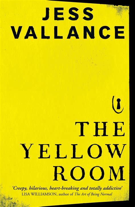 The Yellow Room books jess vallance