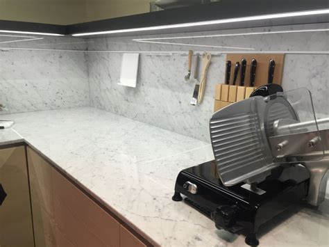 to or not to a marble backsplash - Backsplash For Marble Countertop