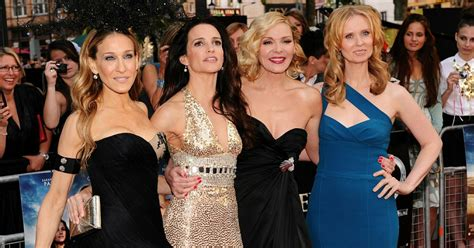And The City Cast Embroiled In Premiere Spat by Third Satc Will Happen But Jones To Be