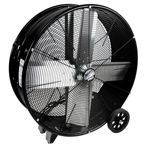 home depot drum fan maxxair pro 30 in 2 speed drum fan with hanging receivers