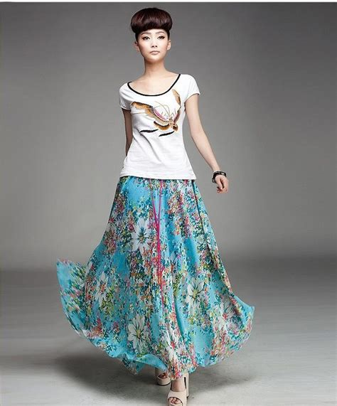 summer beach elegant women boho chiffon drees sexy