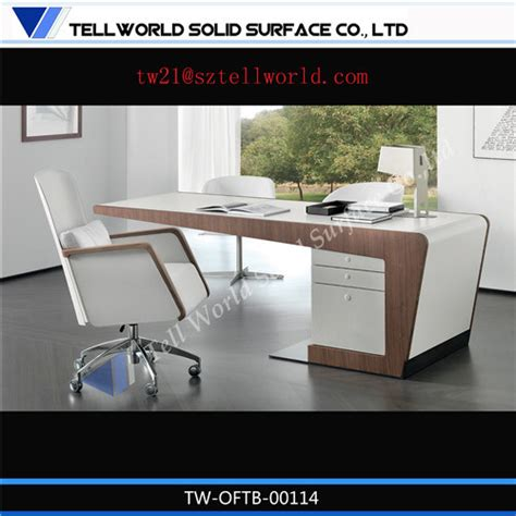 corian office table china modern executive office counter table italian design
