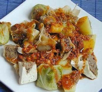 Somay Bandung food recipes siomay all recipes for you