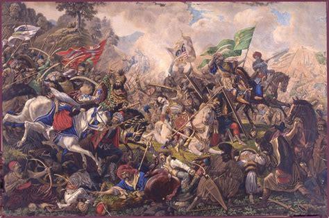 ottoman battles battle of breadfield wikipedia
