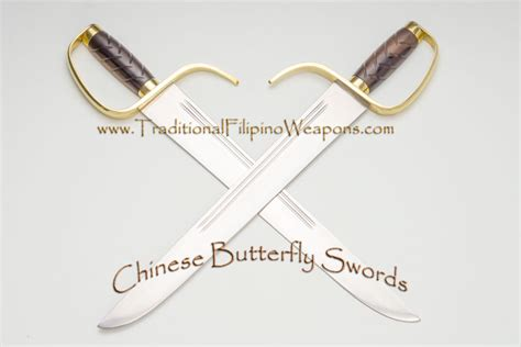 butterfly sword butterfly swords traditional weapons