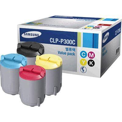 reset printer samsung clp 300 genuine original samsung clp 300c value pack toner for