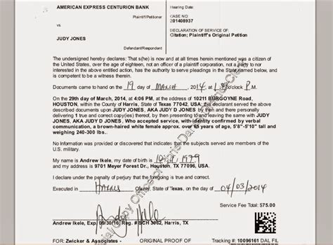 birth certificate declaration letter sle affidavit in lieu of birth certificate choice image
