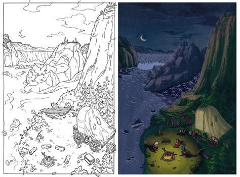 animation layout blog what is animation background layout steve lowtwait art