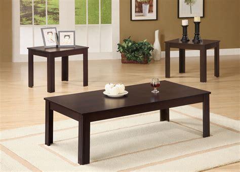 walnut coffee and end table set santa clara furniture store san jose furniture store