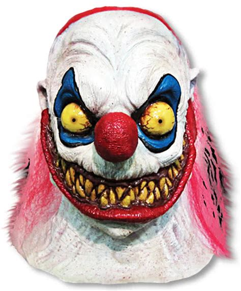 slappy clown mask clown costume slappy the clown clown