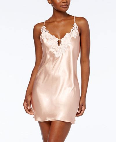 Linea Donatella linea donatella satin secret chemise