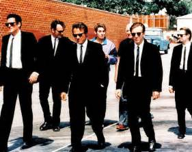 reservoir dogs colors pretty in pearls decorating my wedding