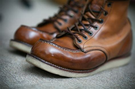 Sepatu Redwing Heritage 1000 ideas about wing 875 on wing