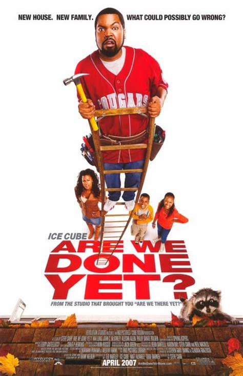 film terbaik ice cube are we done yet is a 2007 family comedy film starring ice