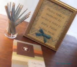 baby shower guest book ideas 17 baby shower themes