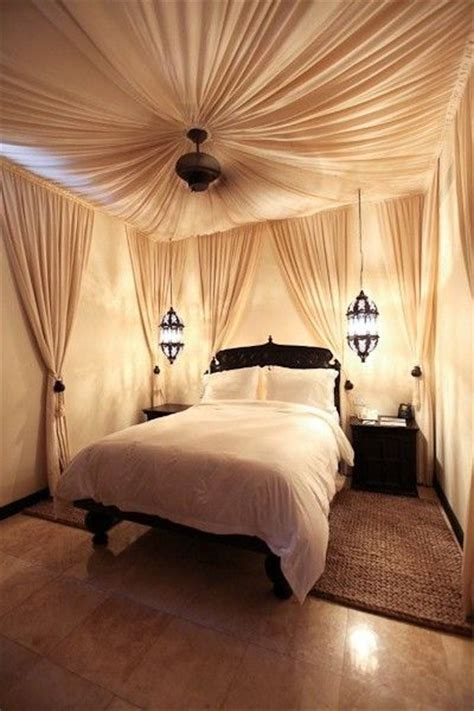 ceiling fabric draping bedroom 25 best ideas about fabric ceiling on pinterest fabric