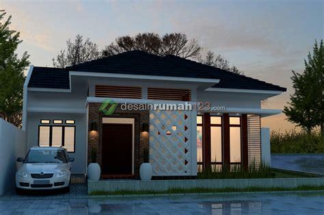 desain rumah jakarta desain rumah murah  indonesia