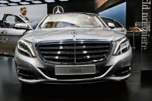 Mercedes S600 2015 2015 Mercedes S600 To Get Slight Power Bump Debut In