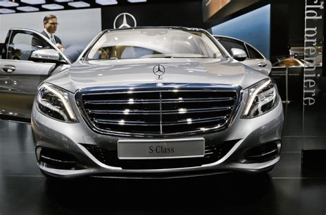 mercedes benz 2015 2015 mercedes benz s600 to get slight power bump debut in