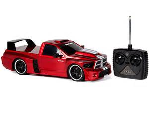 machines dodge ram tri band 1 18 rtr rc truck