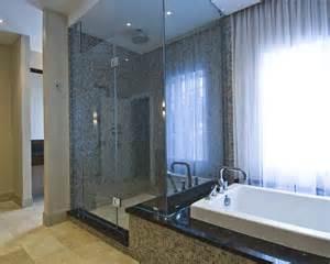 lavish bathroom get the look modern style bathroom plumbtile s