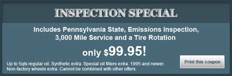 acura creek service coupons specials