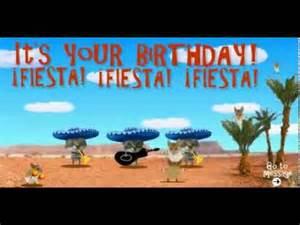 mariachi cats mice birthday ay ay ay by hallmark