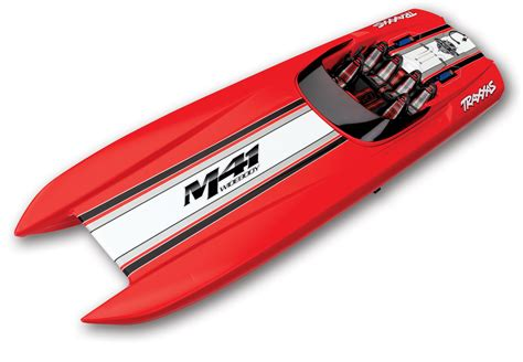 traxxas m41 boat battery dcb m41 widebody brushless 40 quot race boat with tqi traxxas
