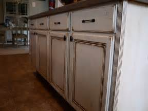 How to paint and antique kitchen cabinets my way