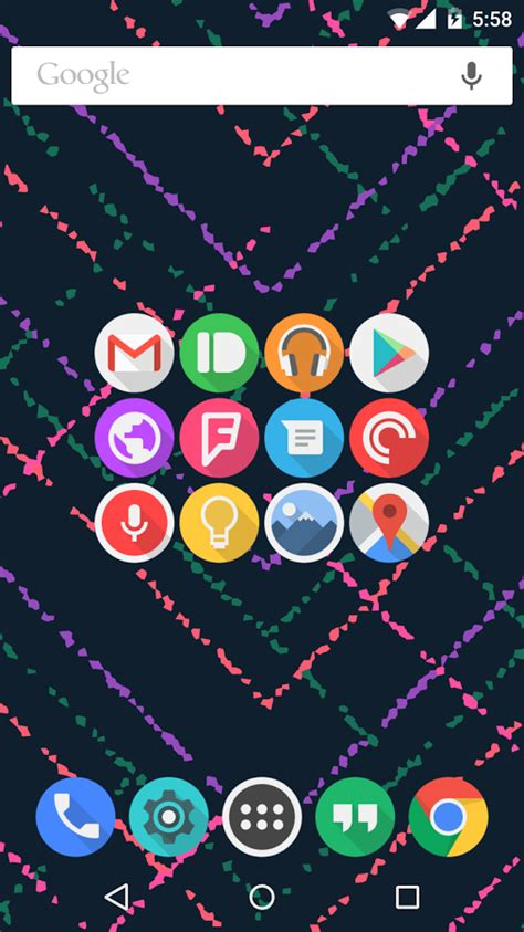 click ui icon pack apk click ui icon pack android apps on play
