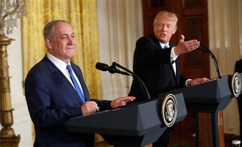 donald trump dan israel pengakuan as atas israel ternyata sudah diramalkan ratusan