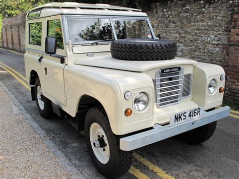 land rover safari roof land rover series series iii station wagon with safari