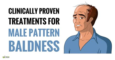 how to stop pattern hair loss 10 clinically proven male pattern baldness treatments to
