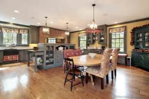 Country Ideas For Kitchen Country Kitchen Design Pictures And Decorating Ideas