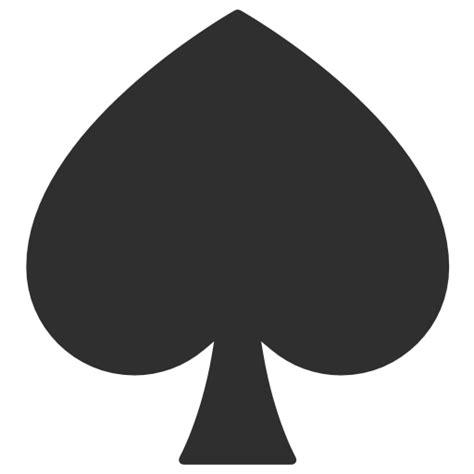 spade emoji black spade suit emoji for facebook email sms id
