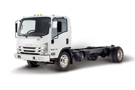 isuzu commercial vehicles low cab forward trucks