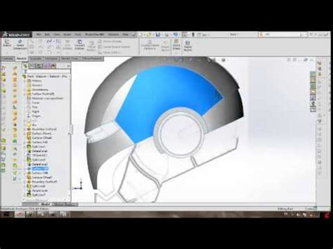 tutorial solidwork youtube solidwork surface tutorials part 3 youtube