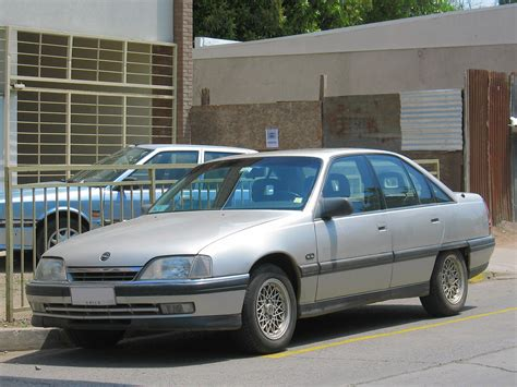 1992 Opel Omega A Pictures Information And Specs Auto