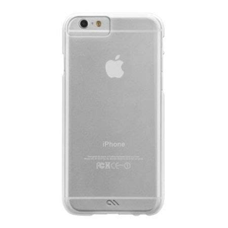 Jual Mate Casemate Barely There Iphone 6 mate barely there iphone 6s 6 100 clear