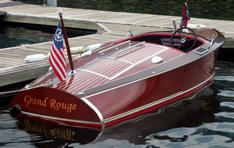 riva boats wood grand rouge classic wooden boat vintage wooden boats