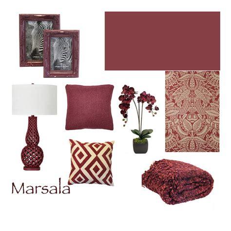 the pantone colour of the year marsala brazenwoman