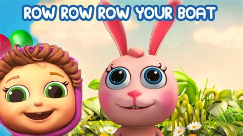 boat song for baby row row row your boat nursery rhymes baby songs baby
