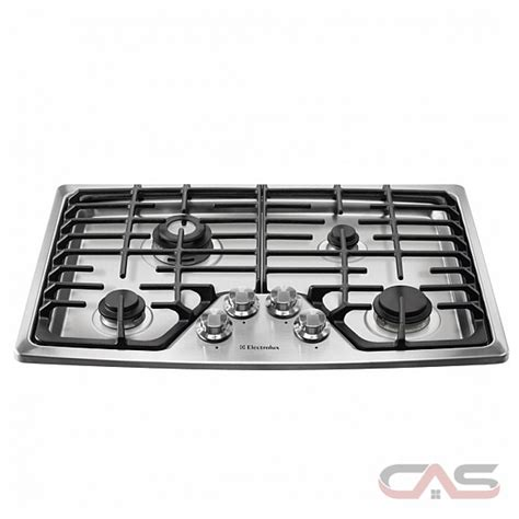 electrolux 30 gas cooktop ew30gc55gs electrolux cooktop canada best price reviews